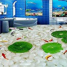 Weaeo Moderne Badezimmer Küche Custom 3D Boden