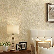 Weaeo Moderne, Einfache Vlies Tapete Zimmer Arbeitszimmer Schlafzimmer Tapete