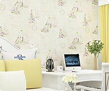 Weaeo Schlafzimmer Tapeten Dekorative Tapete Für Das Kinderzimmer Reis Weiß