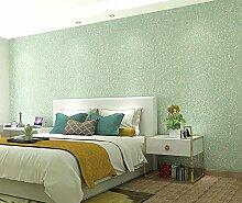 Weaeo Simple Plain Woven Tapeten Schlafzimmer Hintergrund Tapete Hellgrün