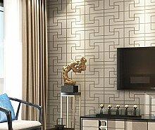 Weaeo Studie Im Wohnzimmer Fenster Hintergrund Wand Retro Vliestapeten Gelb
