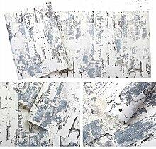 Weaeo Vintage Industrial Wind Backstein Tapete