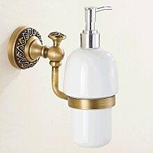 Weare Home Retro Solide Glas Seifenspender und