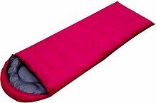 WeAreAwesome Sommerschlafsack verschiedene Farben Festivalschlafsack Schlafdecke Camping Festival Deckenschlafsack (Pink)