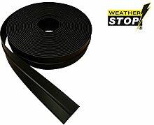 Weather Stop WS016–055m Garador Tür Seite