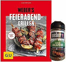 Web Weber's Feierabend-Grillen -Grillgenuss in