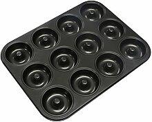 webake Donut Backform Kuchenform für Donut,