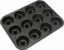 webake Gugelhupfformen Mini Donut Backform