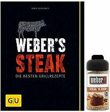 Weber's Grillbibel - Steaks (GU Weber's