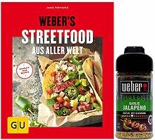 Weber's Streetfood aus Aller Welt (GU Weber´s
