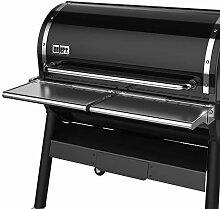 Weber 7003 SmokeFire EX6 Faltbares Vorderregal,