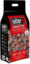 Weber Briketts, 8 kg