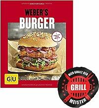 Weber Burger (GU s Grillen) Burger frisch vom