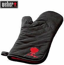Weber Grillhandschuh mit rotem Kettle