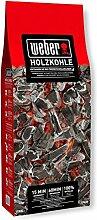 Weber Holzkohle 5 kg, schwarz, 40.5 x 35.2 x 17.2