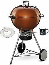 Weber Master Touch Ø 57 cm Grill Farbe Kupfer Spec.Edition 14502904