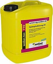 weber.tec 770, 2l - Hydrophobierung OS