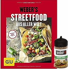 Weber Weber's Streetfood aus aller Welt (GU s