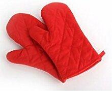 webest Holzofen, Handschuhe Hohe Temperatur Herd
