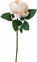 Webla Unechte Blumen,Künstliche Deko Blumen