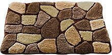 Webschatz Badematte 'Stone'