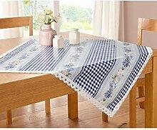 Webschatz Unisex Wachstuch-Tischwäsche