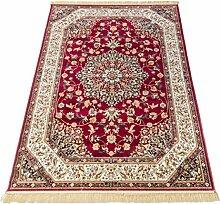 WEBTAPPETI Teppich Orient Teppich Klassisch wirtschaftlichen Rubine 317-rosso Cm.250x350 ro