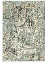 WEBTEPPICH 135/195 cm Grau, Multicolor
