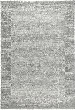 WEBTEPPICH 240/330 cm Creme, Silberfarben
