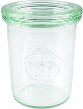 Weck 760 Sturzglas 160 ml (Hochwertiges Einweck,