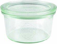Weck 976 Sturzglas 165 ml (Hochwertiges Einweck,