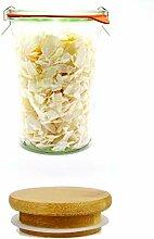 Weck Einmachgläser 743 - Weck Mold Jar aus