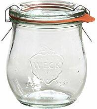 Weck Einmachgläser mit 60 mm Deckel, 220 ml,