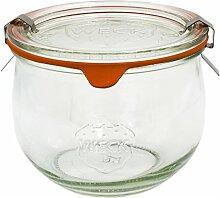 Weck Einmachglas, 580 ml