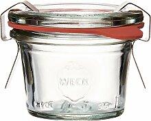 WECK Mini-Einmachglas 40ml