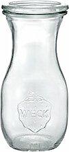 Weck-Saftflasche 290 ml mit Deckel mit 60 mm