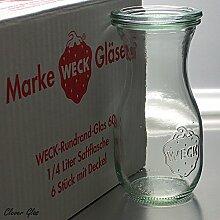 Weck Saftflasche mit rundem Rand, 310 ml, One Size