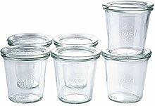 Weck Sturzglas, Glas, 290
