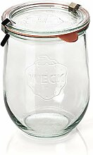 Weck Tulip Jar - 1-Liter-Glas.