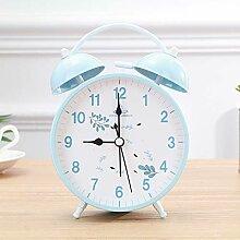 Wecker Big Bell Mute Scan Glocke Uhr Creative