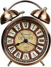 Wecker Durable 4,3 Zoll Vintage Doppel Glocke