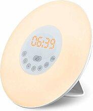 Wecker Durable Wake-up Light Intelligente