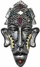 Wedare Bali Indonesien 3D Maske Kühlschrank