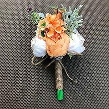 WeddingBobDIY Brautstrauß für Handgelenk und