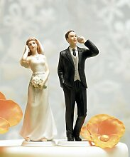 Weddingstar Handy Fanatic Groom Mix & Match Cake