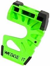 wedge-it–Der ultimative Türstopper–Lime Grün NEU
