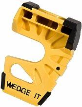wedge-it wedge-it-4die ultimative Türstopper, gelb