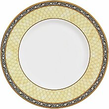 Wedgwood India Accent Plate, 9, Multicolor by