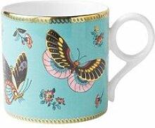 Wedgwood Wonderlust Henkelbecher Butterfly Dance