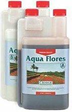 Weedness Canna Aqua Flores A&B 5 Liter - Grow